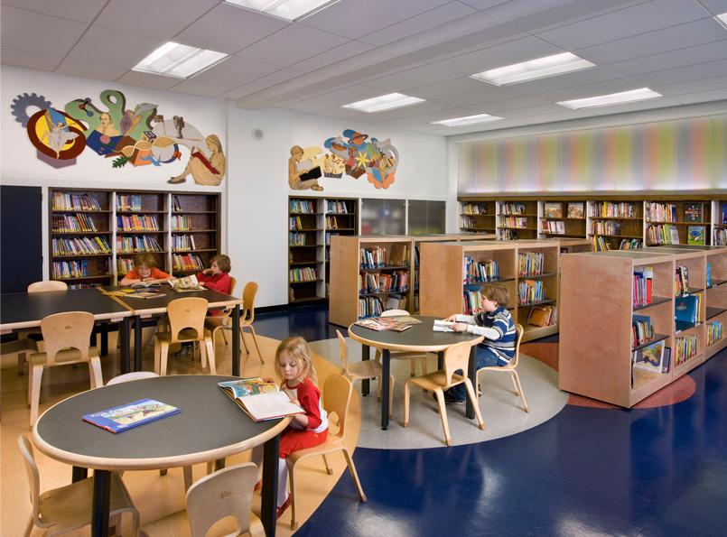 Phòng thư viện