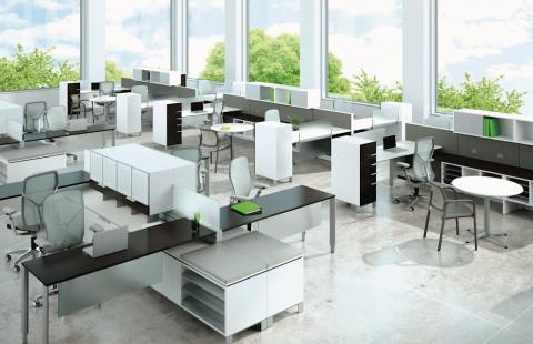 4 sai lầm cần tránh khi thiết kế văn phòng