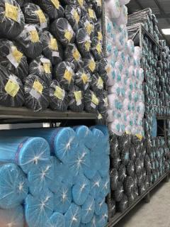 Kệ chứa vải với những công dụng lưu trữ ưu việt trong ngành dệt may