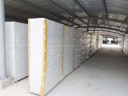 Cung cấp tủ locker 18 ngăn cho công ty trong KCN Tràng Duệ